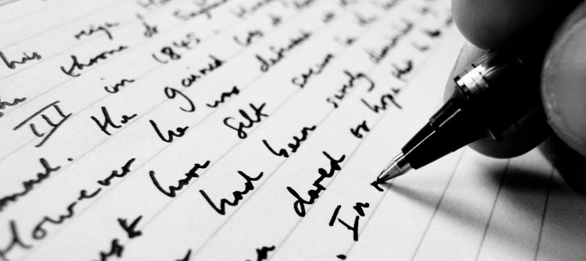 """""""Writing,"""" Jonathan Kim"""