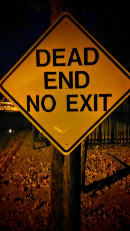 dead-end-no-exit