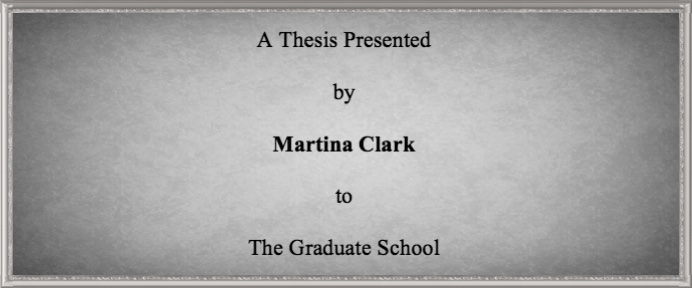 thesis-frame